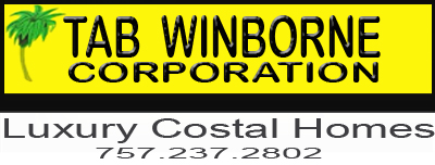 Experienced Best 4x4 Custom Cottages Estates Homes House Builder Tab Winbornec Carova NC Beach Swan Beach NC Carolla Outer Banks Residential Call Phone 757.237.2802